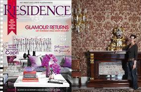 Restauratie artikel Residence